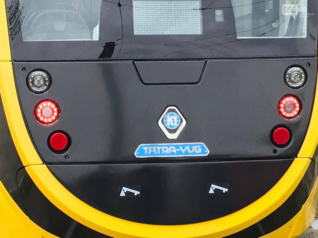 """В Днепре испытали совершенно новый трамвай """"Южмаша"""": узнай, на какой маршрут его тестируют, фото-3"""