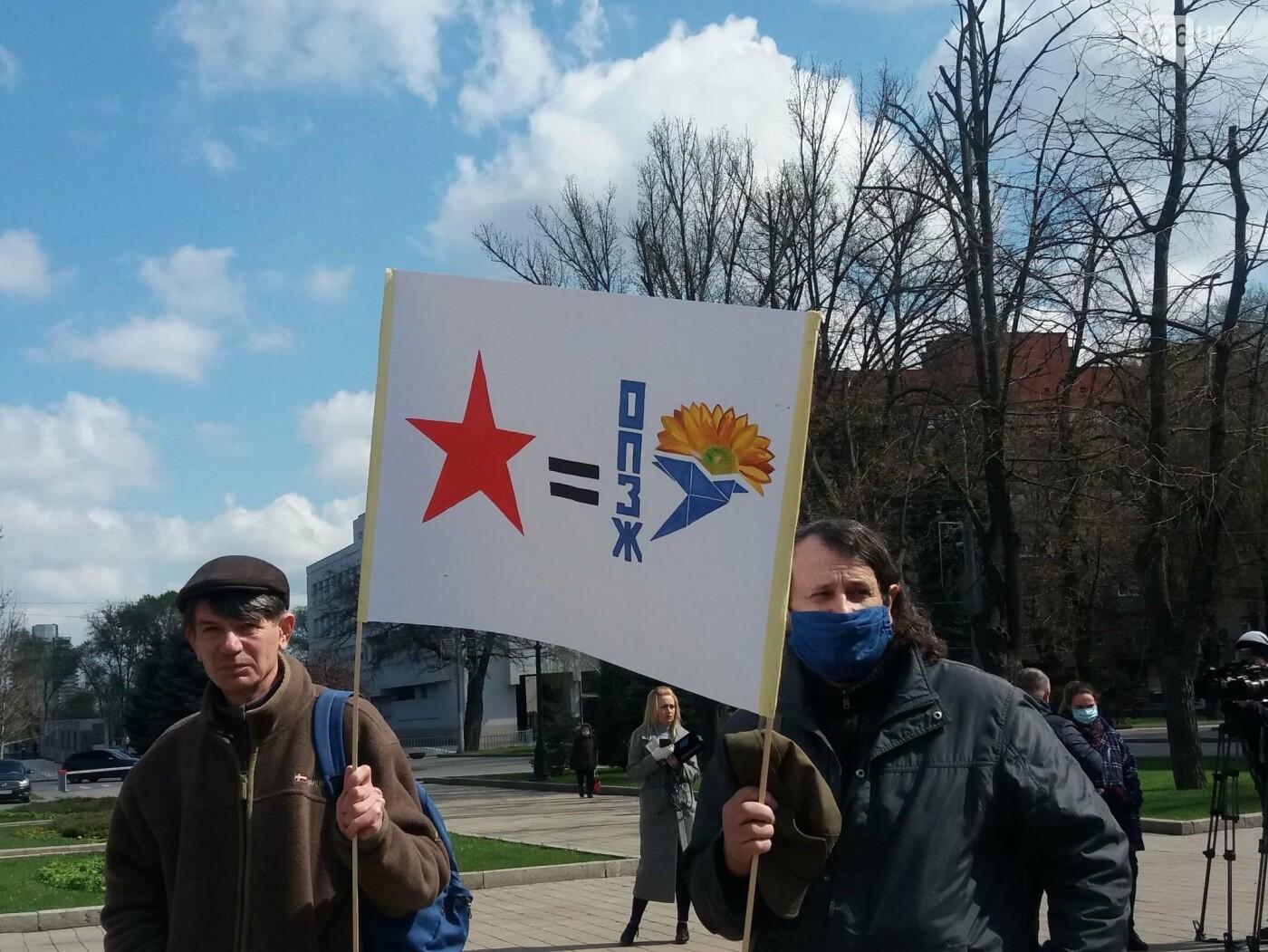 Днепровские активисты требуют лишить депутатского мандата и должности Геннадия Гуфмана: реакция политика, фото-4