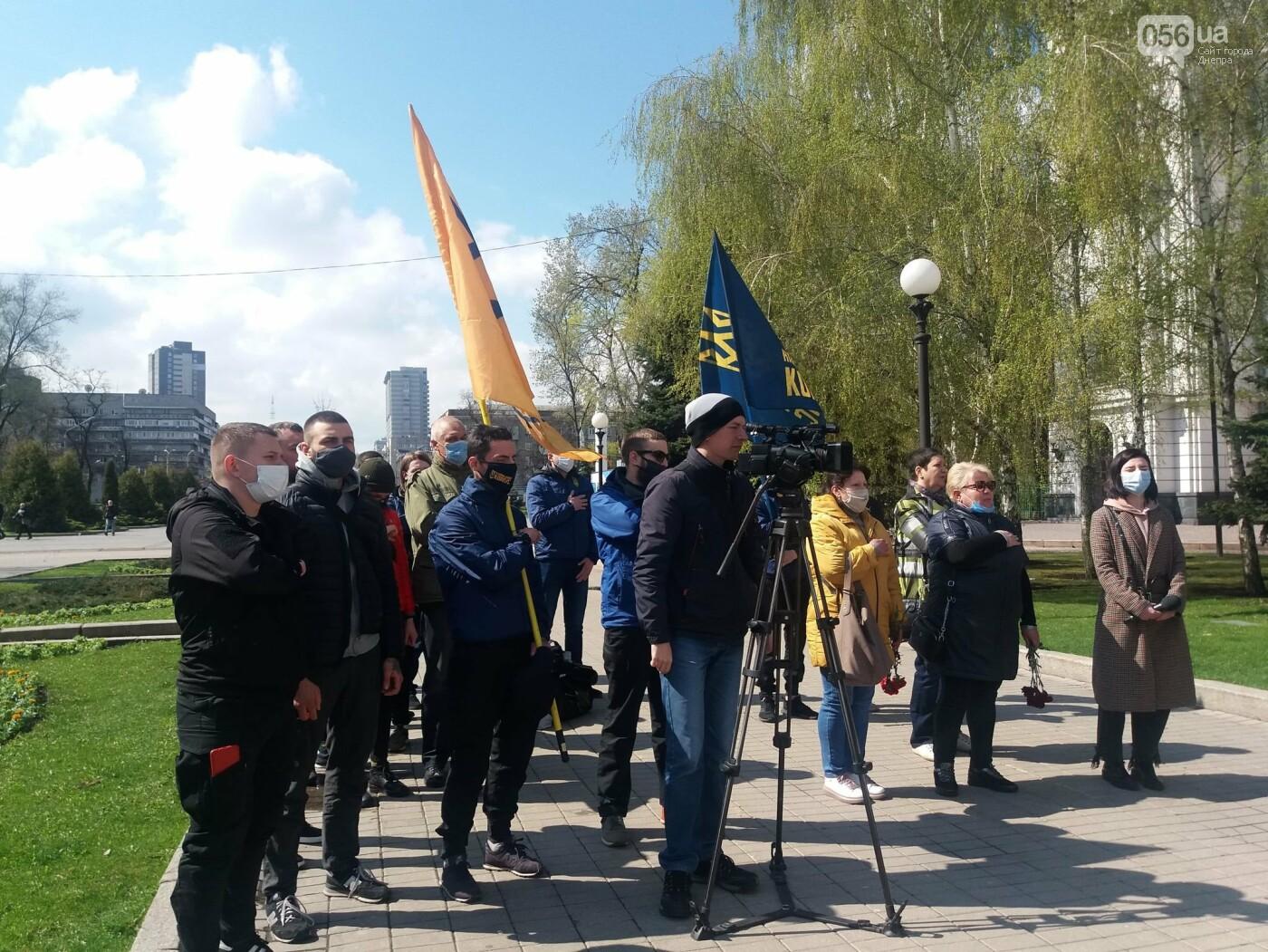 Днепровские активисты требуют лишить депутатского мандата и должности Геннадия Гуфмана: реакция политика, фото-16