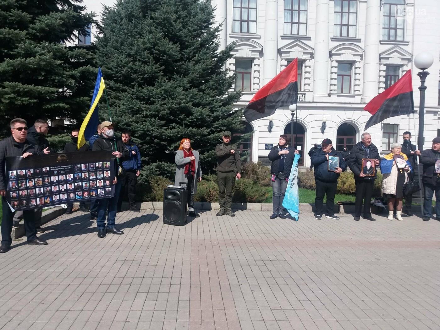 Днепровские активисты требуют лишить депутатского мандата и должности Геннадия Гуфмана: реакция политика, фото-17