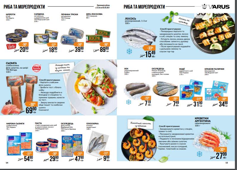 Пасхальные акции и скидки в супермаркетах Днепра, фото-9