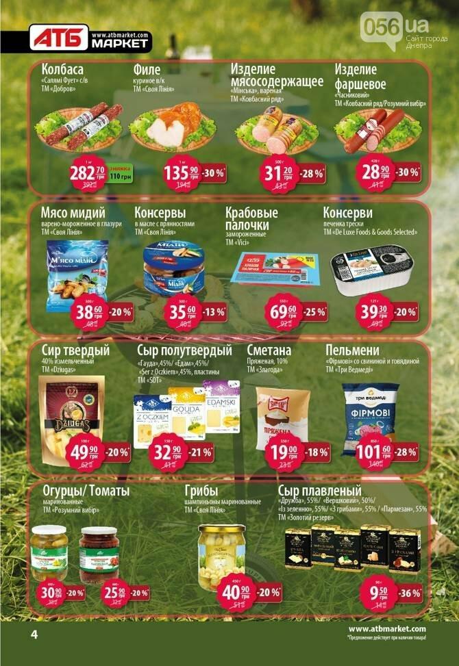 Майские акции и скидки в супермаркетах Днепра, фото-3