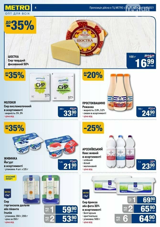 Майские акции и скидки в супермаркетах Днепра, фото-31