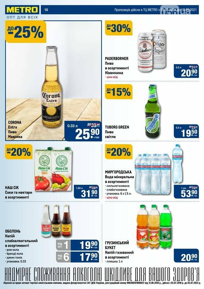 Майские акции и скидки в супермаркетах Днепра, фото-37