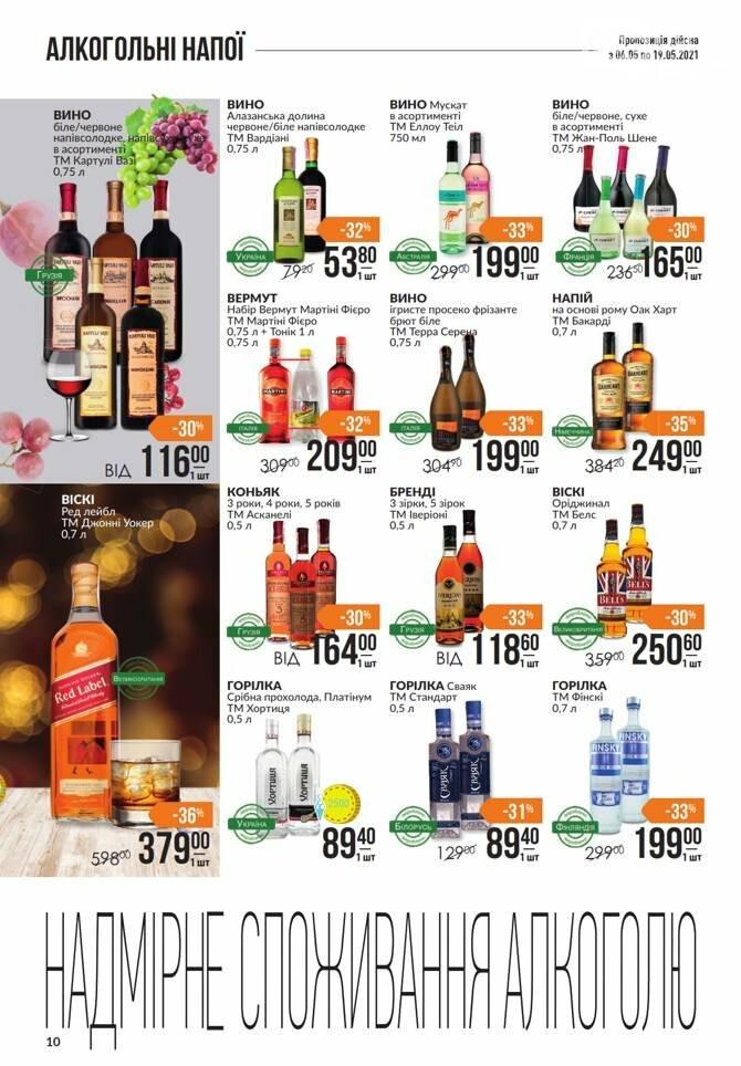 Майские акции и скидки в супермаркетах Днепра, фото-16