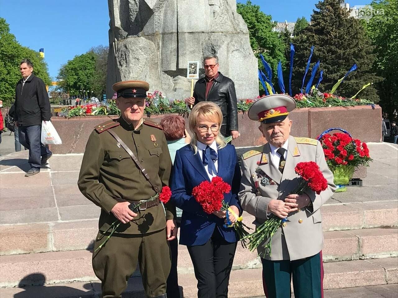 Именные значки и дети в советской форме: в Днепре Вилкул снова превратил праздник в пиар, фото-2