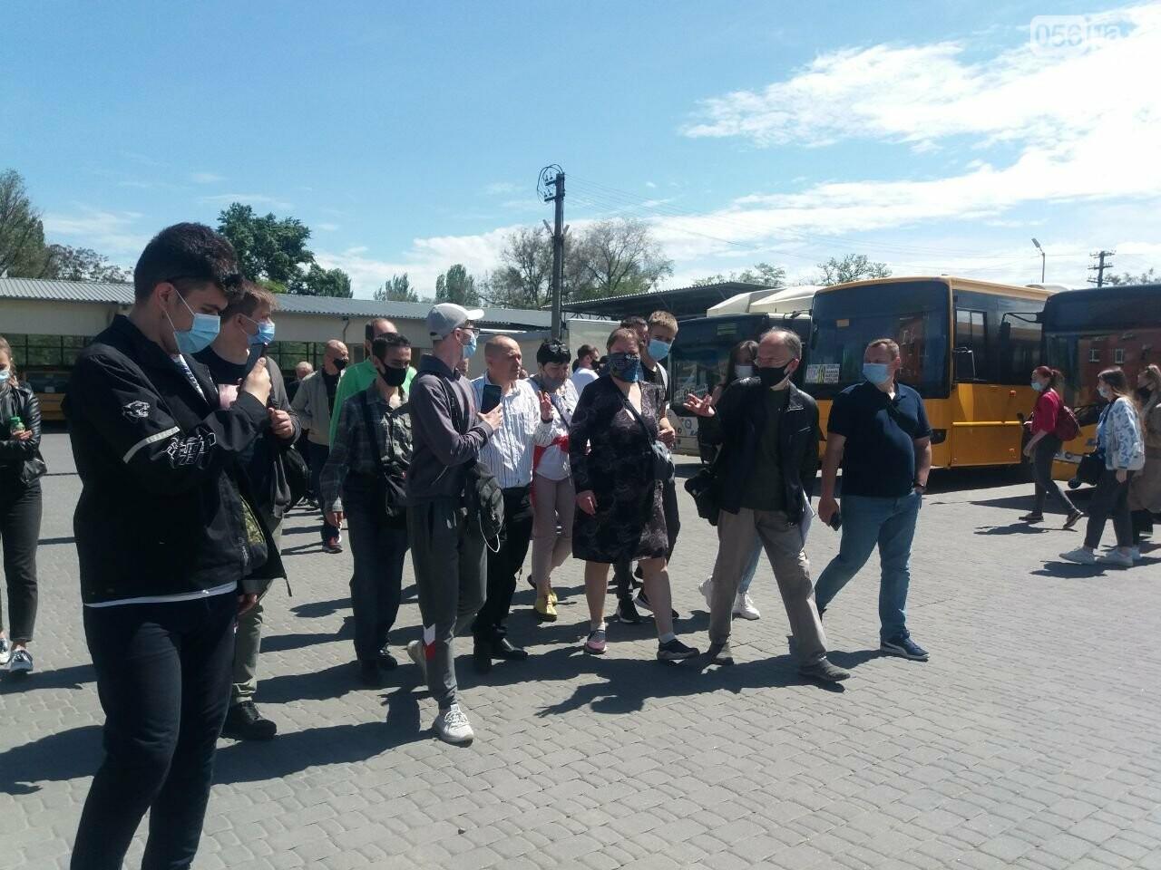 В Днепре обсудили тарифы в общественном транспорте, - ФОТО , фото-6