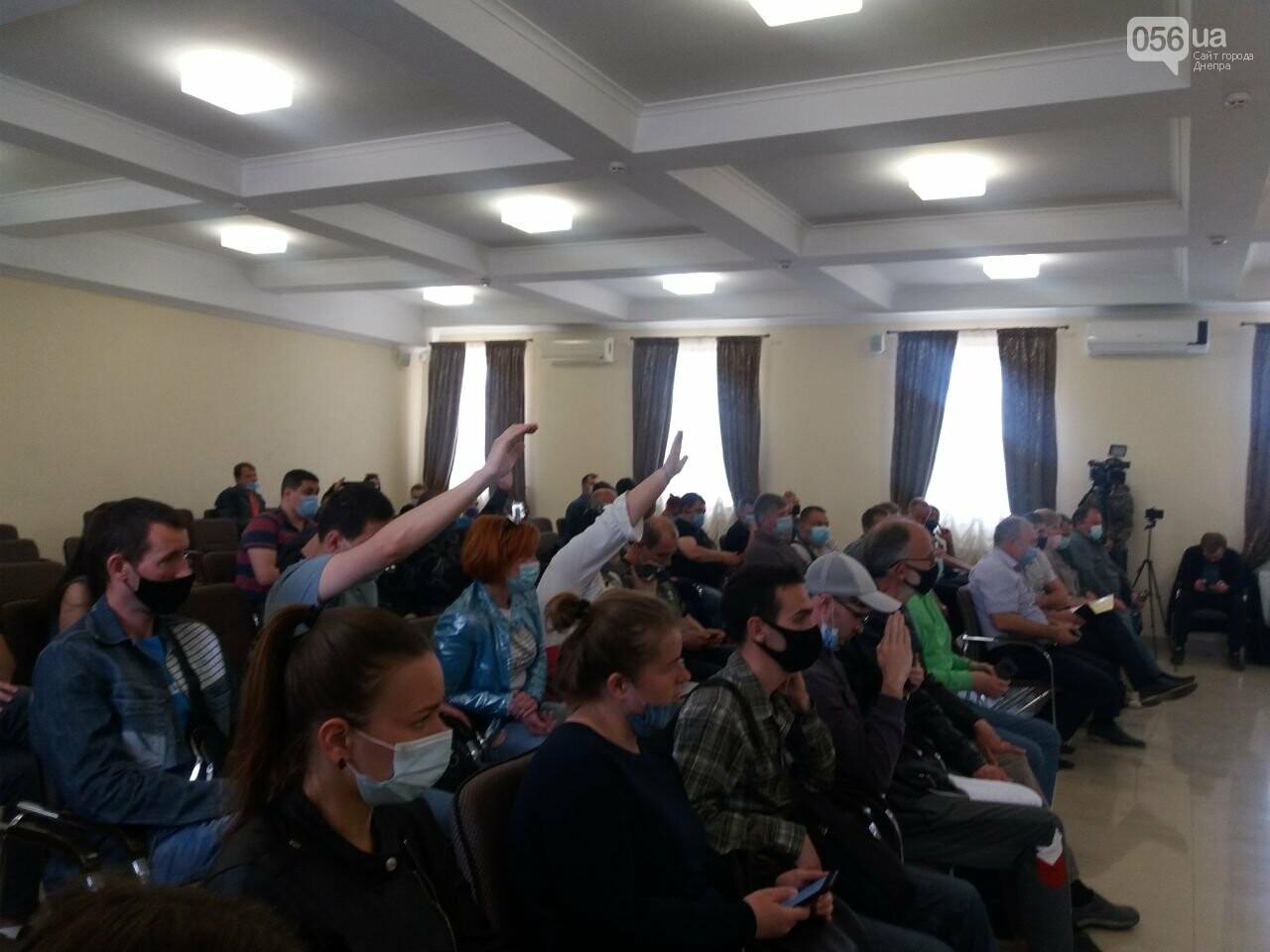 В Днепре обсудили тарифы в общественном транспорте, - ФОТО , фото-12
