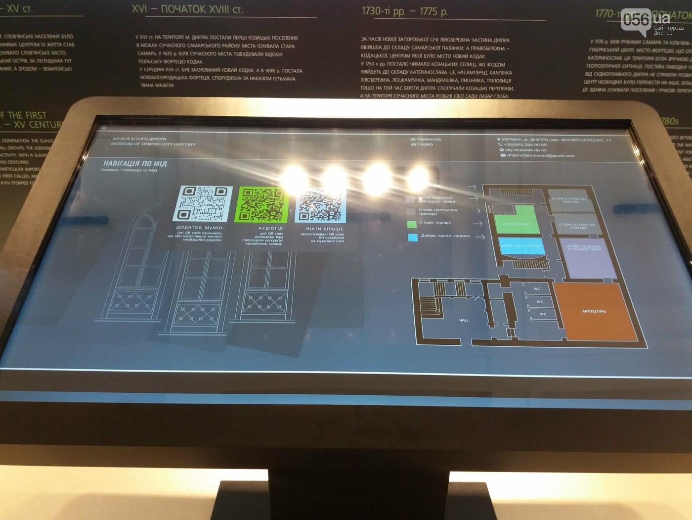 Стоимость экскурсии и входного билета в Музей истории Днепра, фото-2