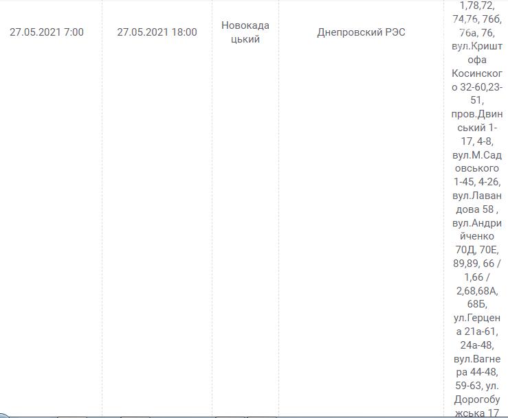 Отключения света в Днепре завтра: график на 27 мая, фото-10