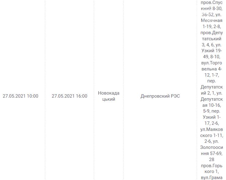 Отключения света в Днепре завтра: график на 27 мая, фото-17