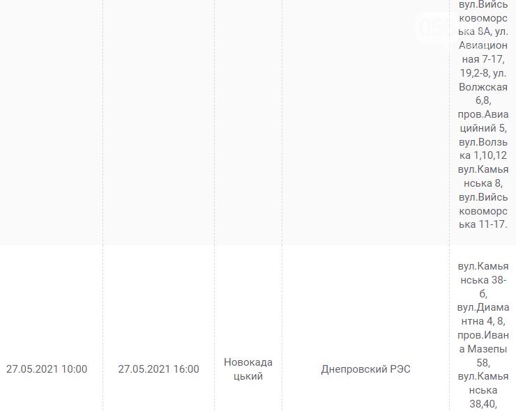 Отключения света в Днепре завтра: график на 27 мая, фото-19