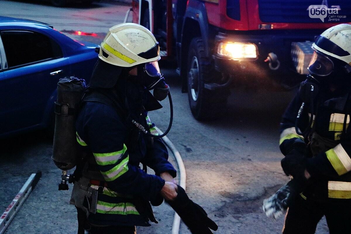 В Днепре ликвидировали пожар в одной из квартир многоэтажки, - ФОТО. ВИДЕО, фото-2