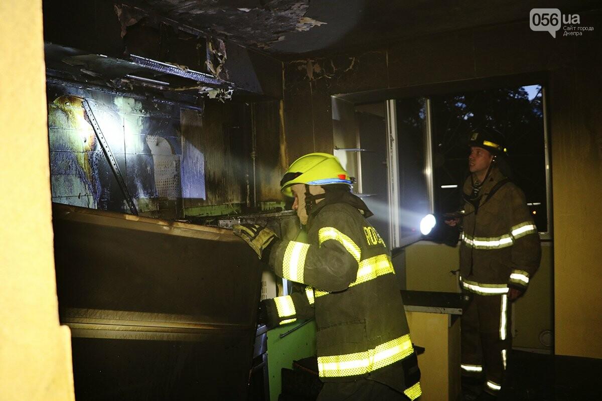 В Днепре ликвидировали пожар в одной из квартир многоэтажки, - ФОТО. ВИДЕО, фото-5