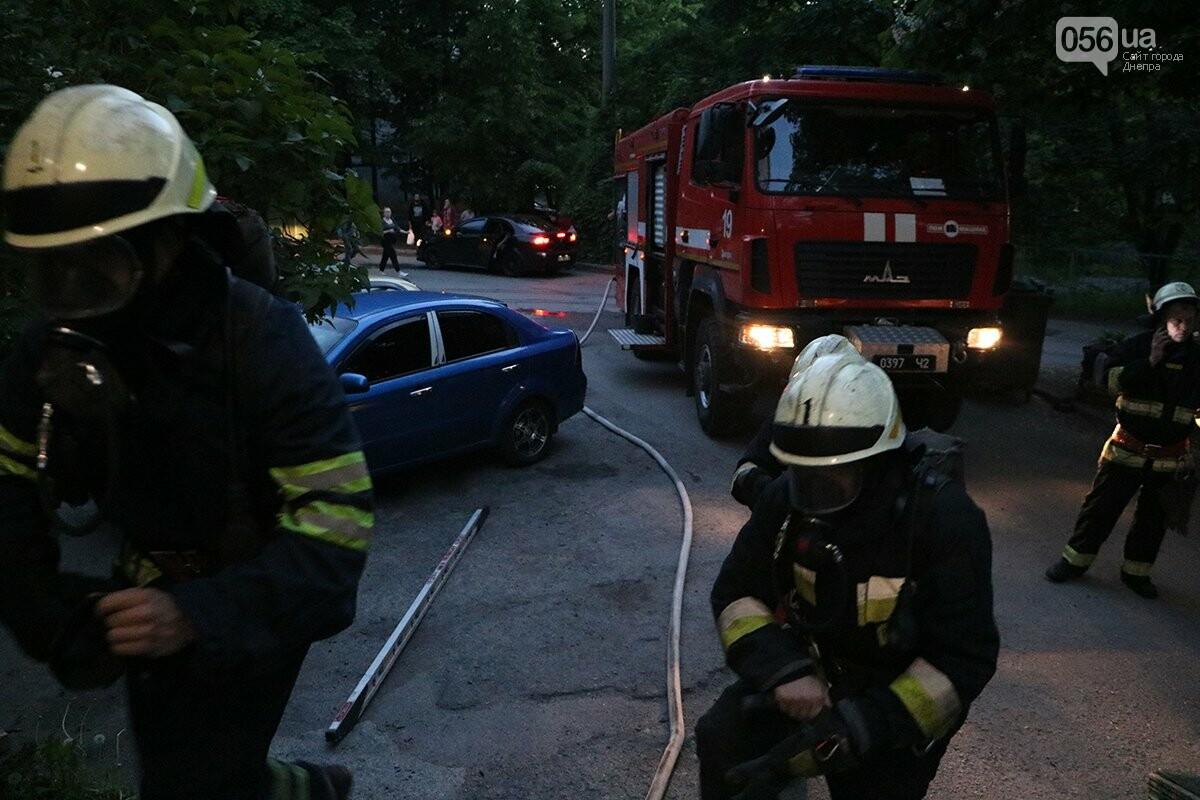 В Днепре ликвидировали пожар в одной из квартир многоэтажки, - ФОТО. ВИДЕО, фото-3