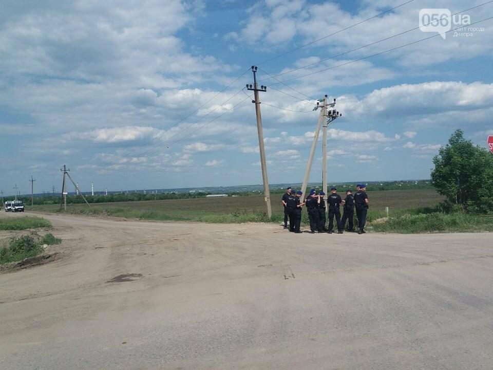 Отключенные светофоры и перекрытые дороги: как прошел рабочий визит Премьер-министра Украины в Днепре, фото-10