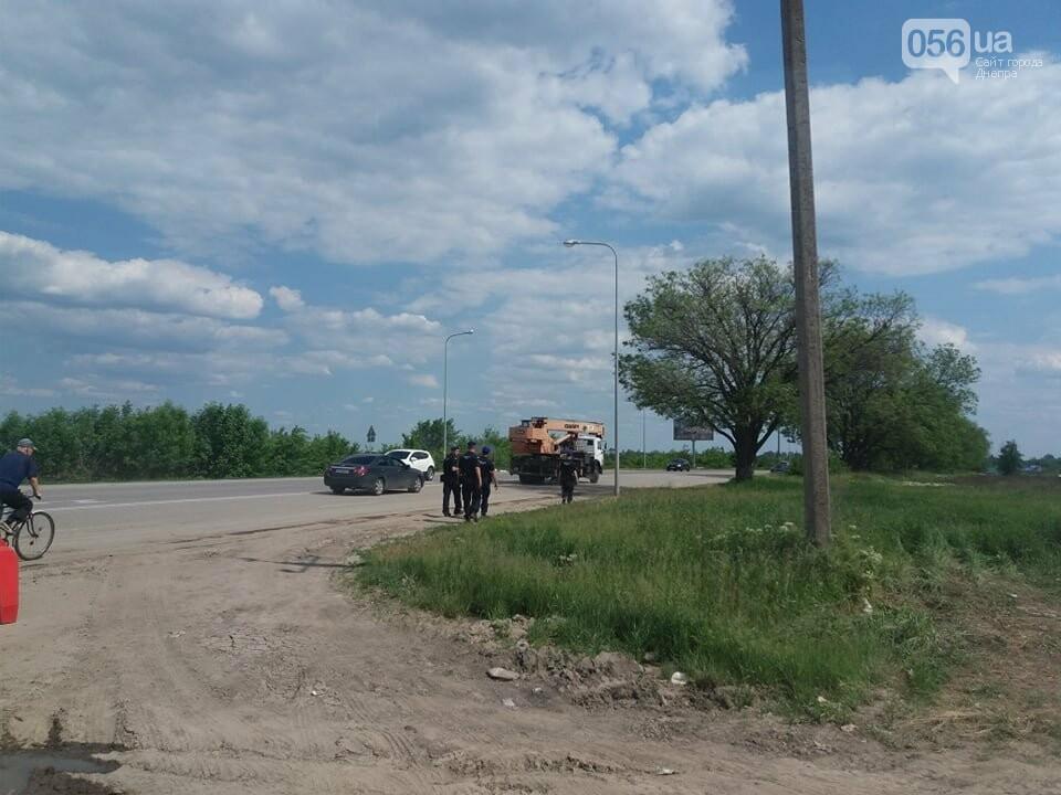 Отключенные светофоры и перекрытые дороги: как прошел рабочий визит Премьер-министра Украины в Днепре, фото-11