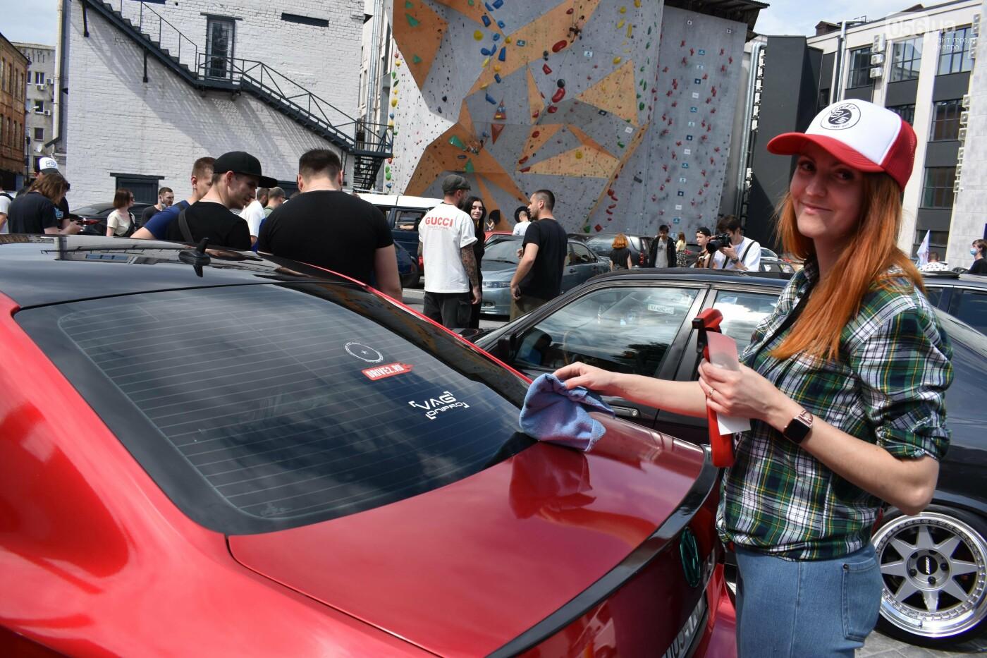 Чтобы померяться тюннингами в Днепр съехались водители с разных уголков Украины, - ФОТО, ВИДЕО, фото-21