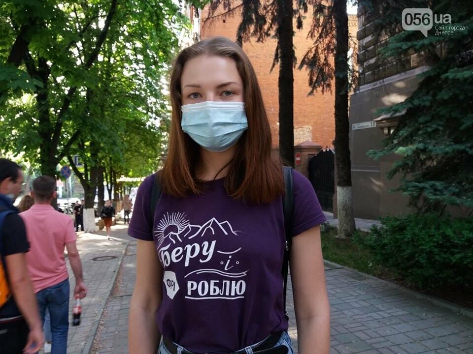 В Днепре вышли на очередную акцию в поддержку Стерненко, - ФОТО, ВИДЕО, фото-1