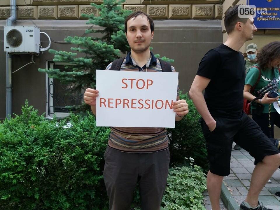 В Днепре вышли на очередную акцию в поддержку Стерненко, - ФОТО, ВИДЕО, фото-10