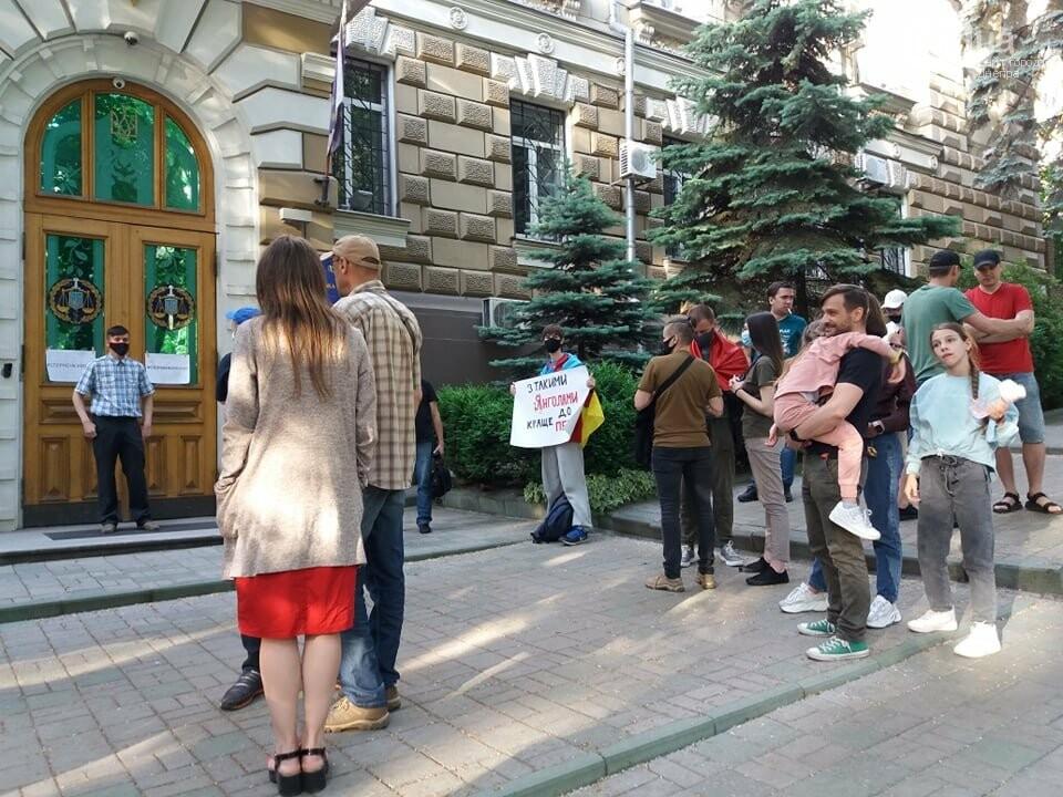 В Днепре вышли на очередную акцию в поддержку Стерненко, - ФОТО, ВИДЕО, фото-8