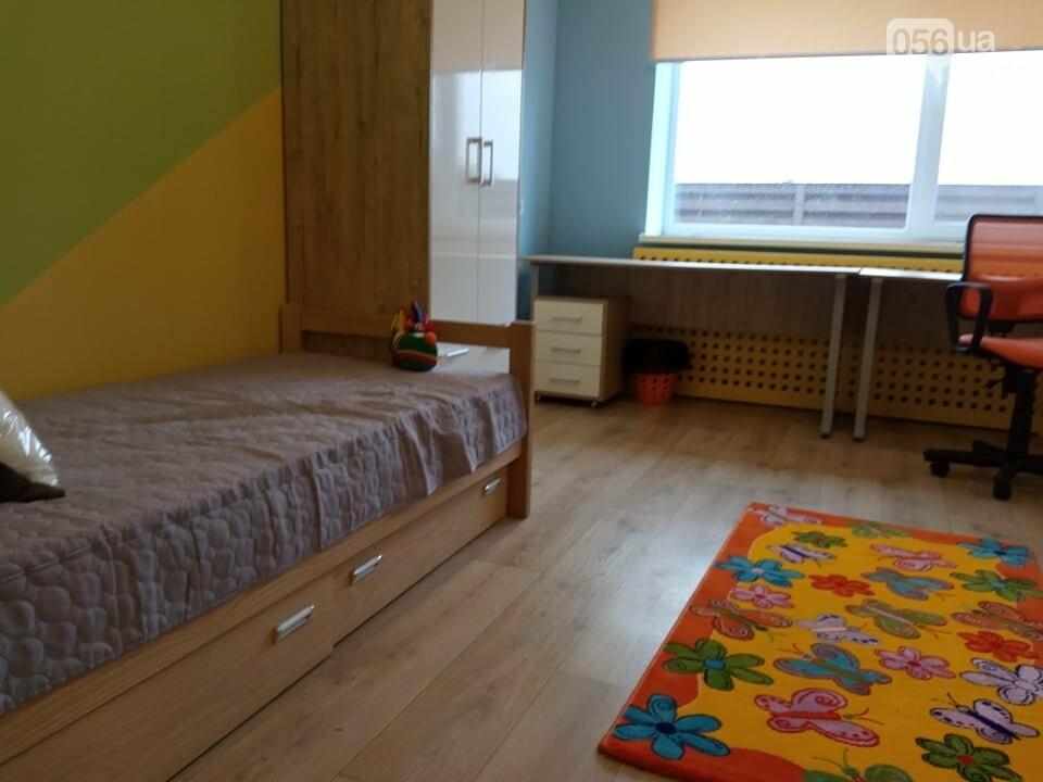 На Днепропетровщине открыли Малый групповой домик, который инспектировала Марина Порошенко, - ФОТО, фото-15