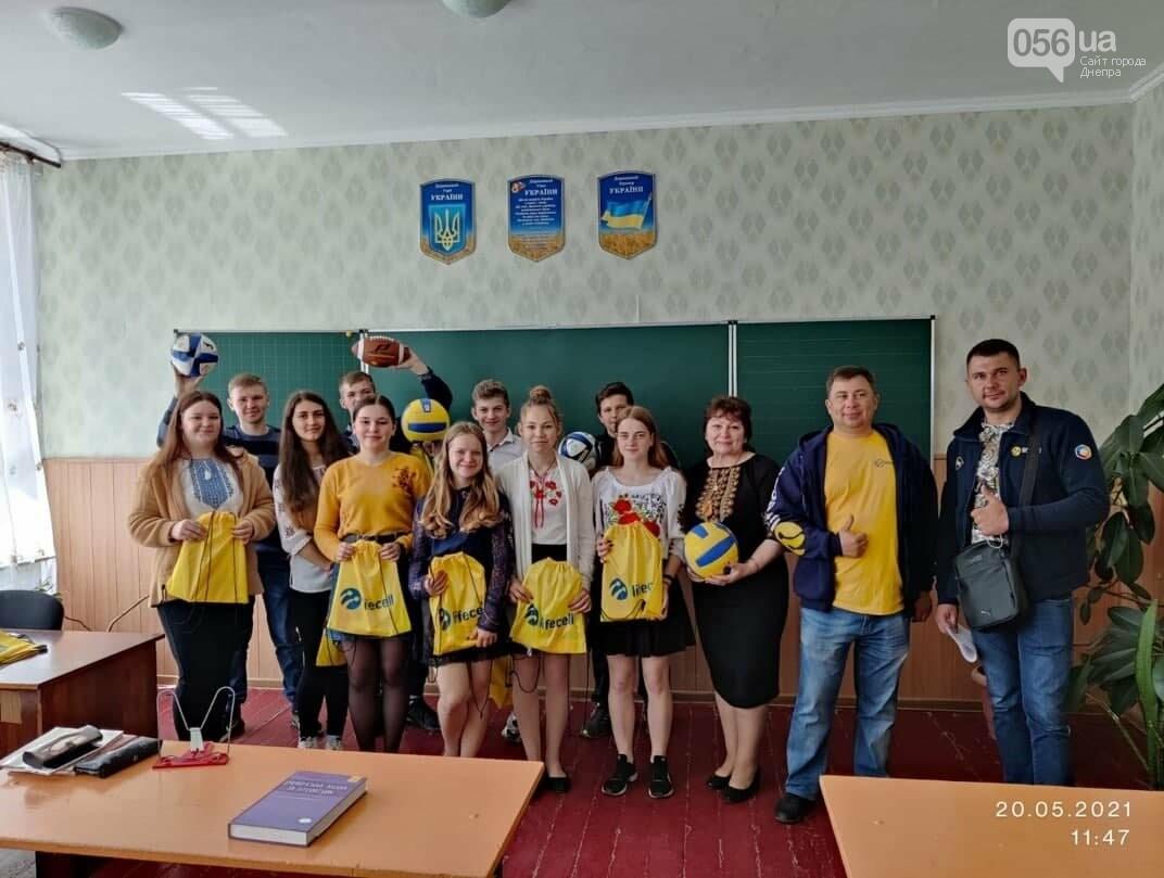 108 школярів Дніпропетровської області отримали відзнаку «lifecell Академії» та рік безкоштовного мобільного зв'язку, фото-2