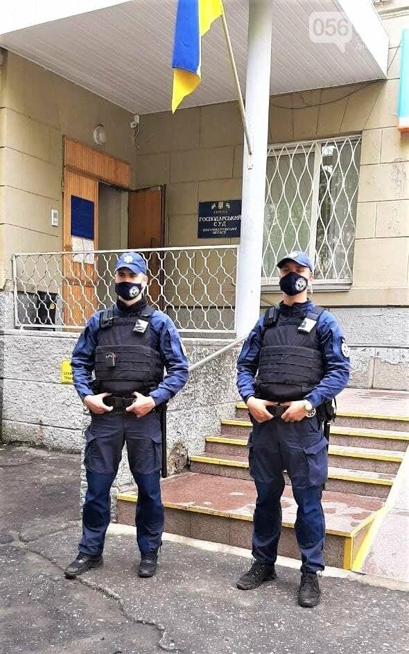 В Днепре заминировали здание суда, - ФОТО, фото-1