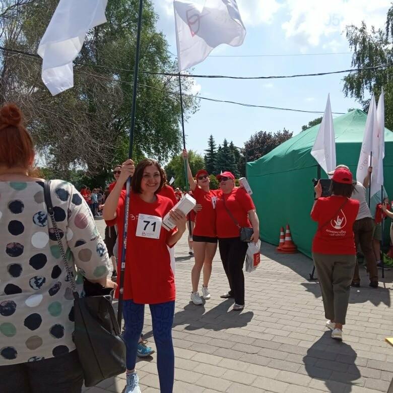 В Днепре Фестивальный причал стал красным, - ФОТО, ВИДЕО, фото-13