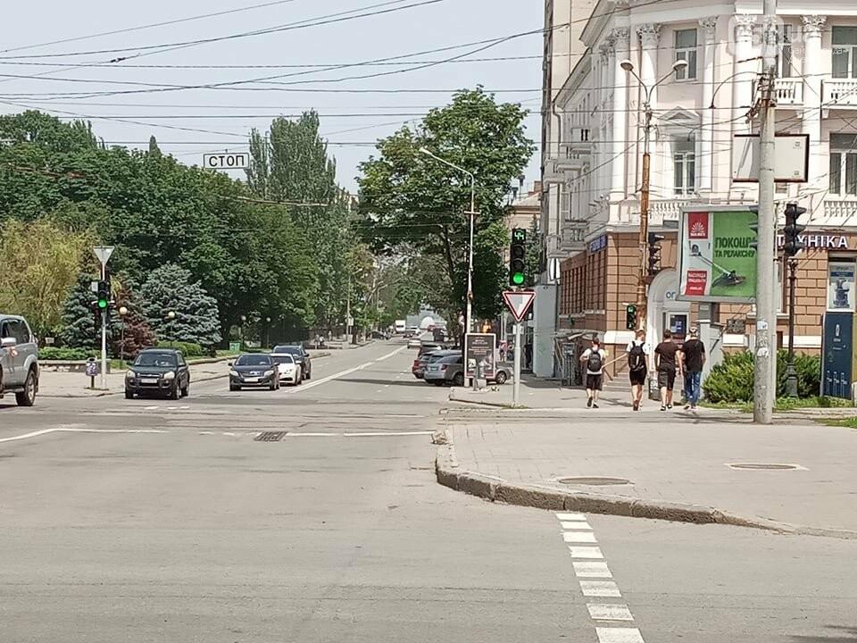Весь город Днепр укутала белая дымка: что случилось, фото-2