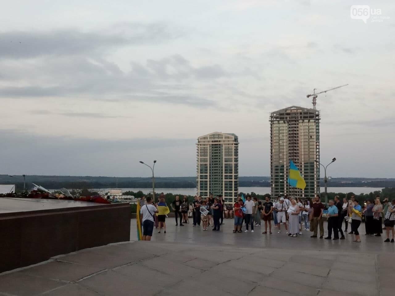 В Днепре активисты заявили, что победят Путина, - ФОТО, ВИДЕО, фото-18
