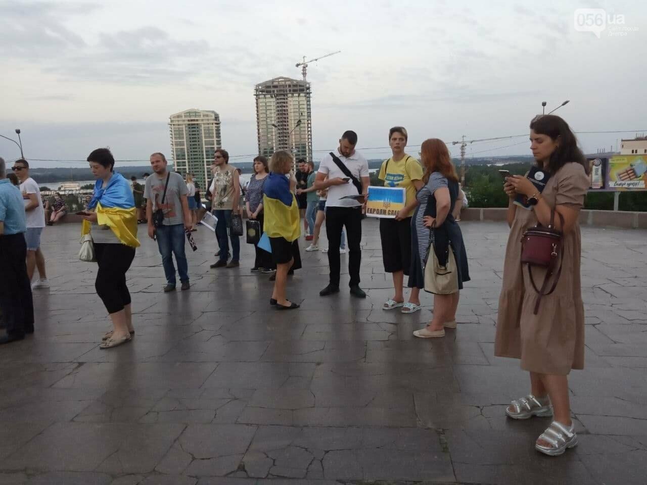 В Днепре активисты заявили, что победят Путина, - ФОТО, ВИДЕО, фото-16