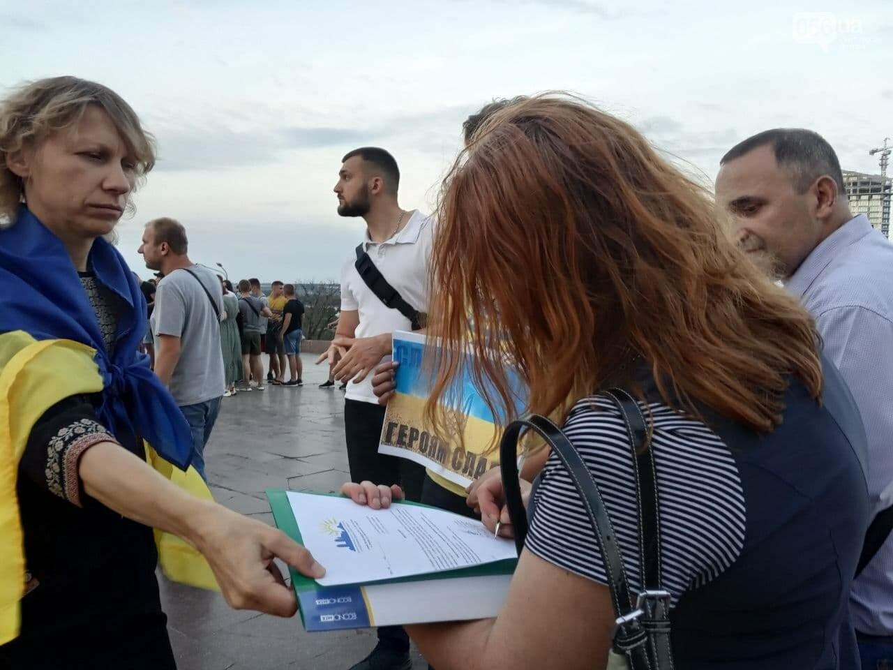 В Днепре активисты заявили, что победят Путина, - ФОТО, ВИДЕО, фото-15
