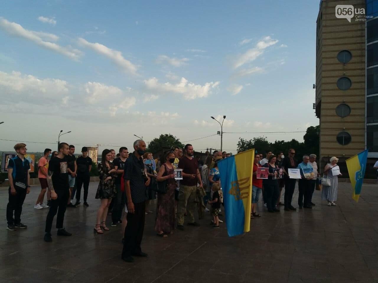 В Днепре активисты заявили, что победят Путина, - ФОТО, ВИДЕО, фото-6