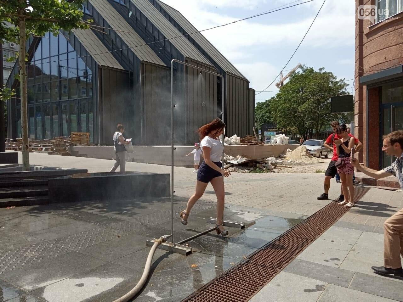 В Днепре спасатели открыли портал «охлаждения», - ФОТО, ВИДЕО, фото-9