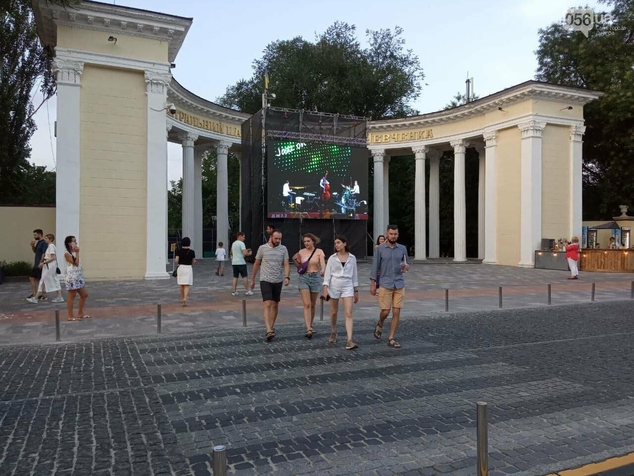 В Днепре по всей территории парка Шевченко звучит музыка нон-стоп, - ФОТО, ВИДЕО, фото-49
