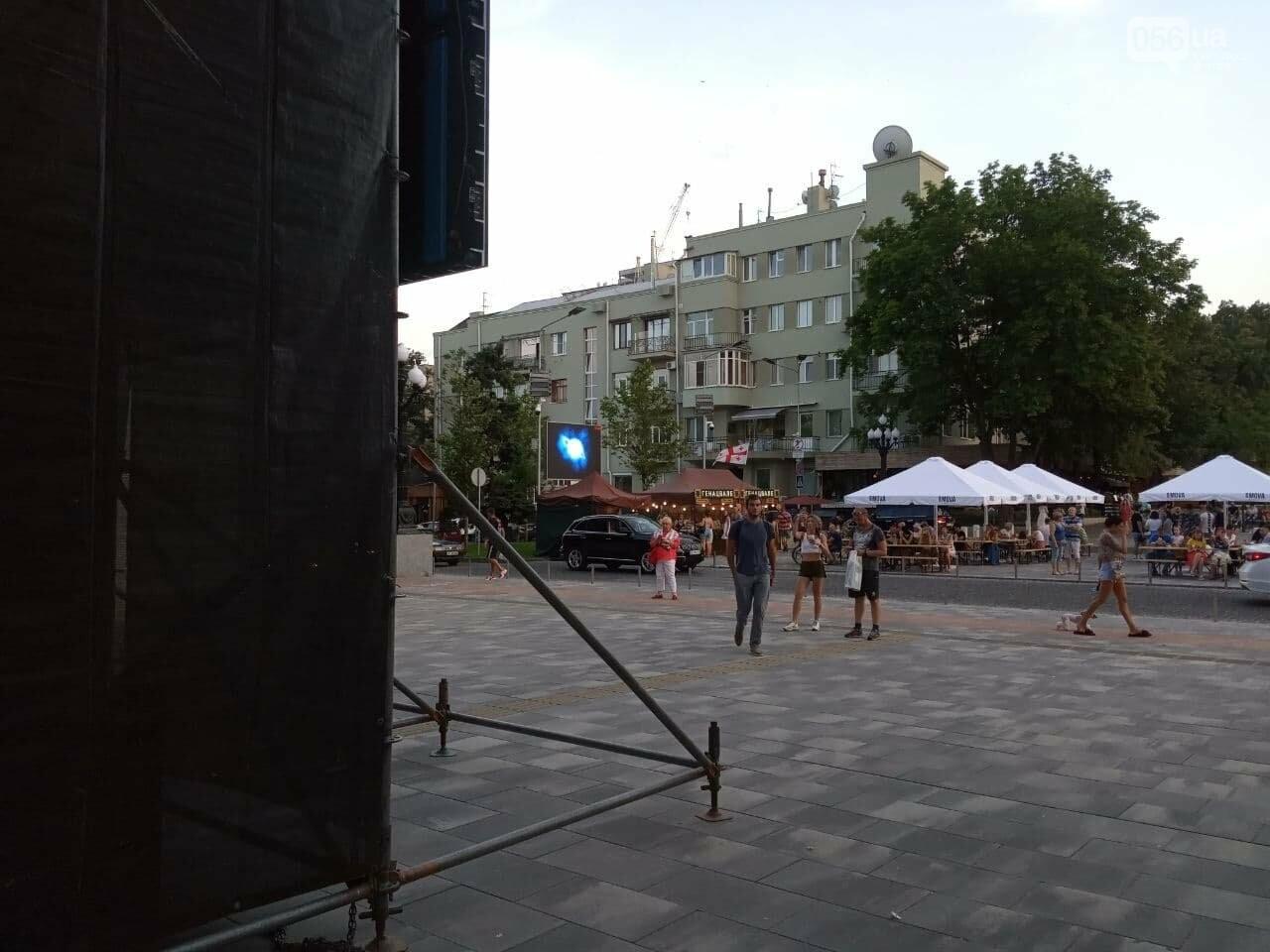 В Днепре по всей территории парка Шевченко звучит музыка нон-стоп, - ФОТО, ВИДЕО, фото-45