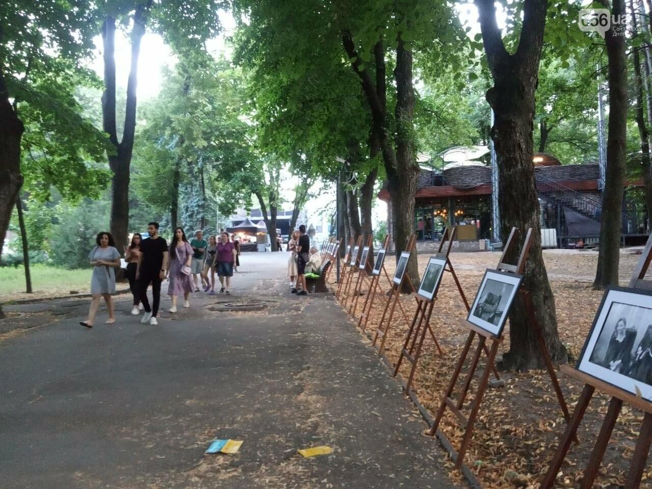 В Днепре по всей территории парка Шевченко звучит музыка нон-стоп, - ФОТО, ВИДЕО, фото-39