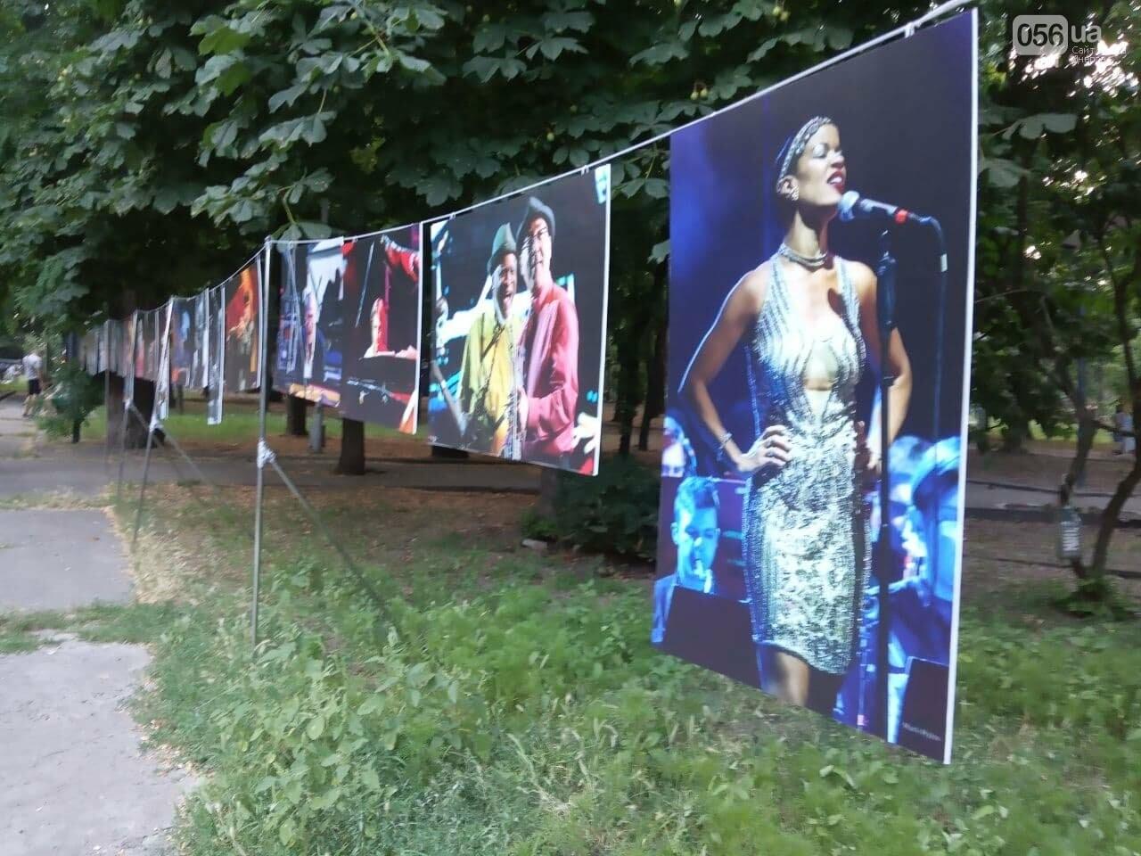 В Днепре по всей территории парка Шевченко звучит музыка нон-стоп, - ФОТО, ВИДЕО, фото-37
