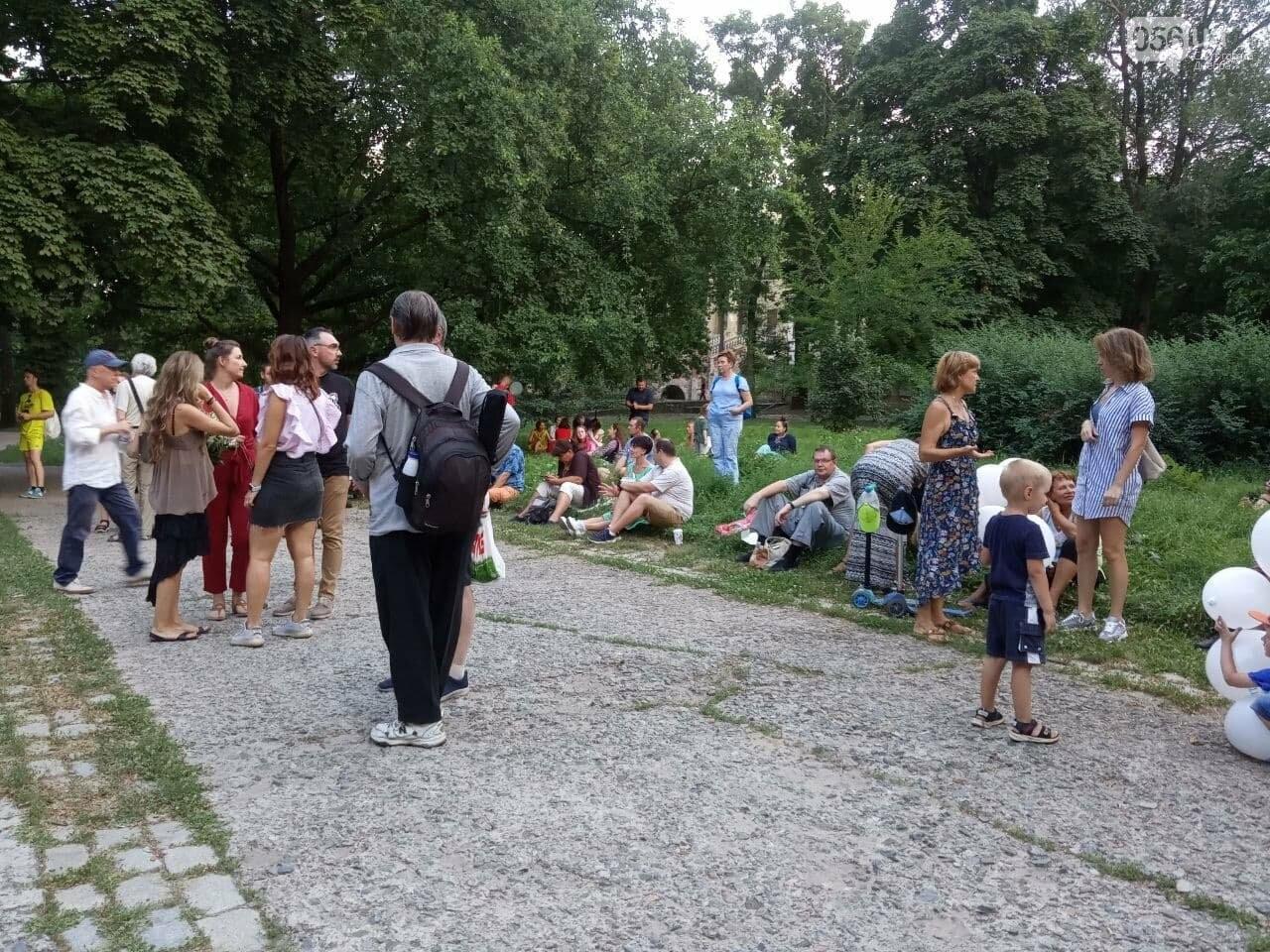 В Днепре по всей территории парка Шевченко звучит музыка нон-стоп, - ФОТО, ВИДЕО, фото-35