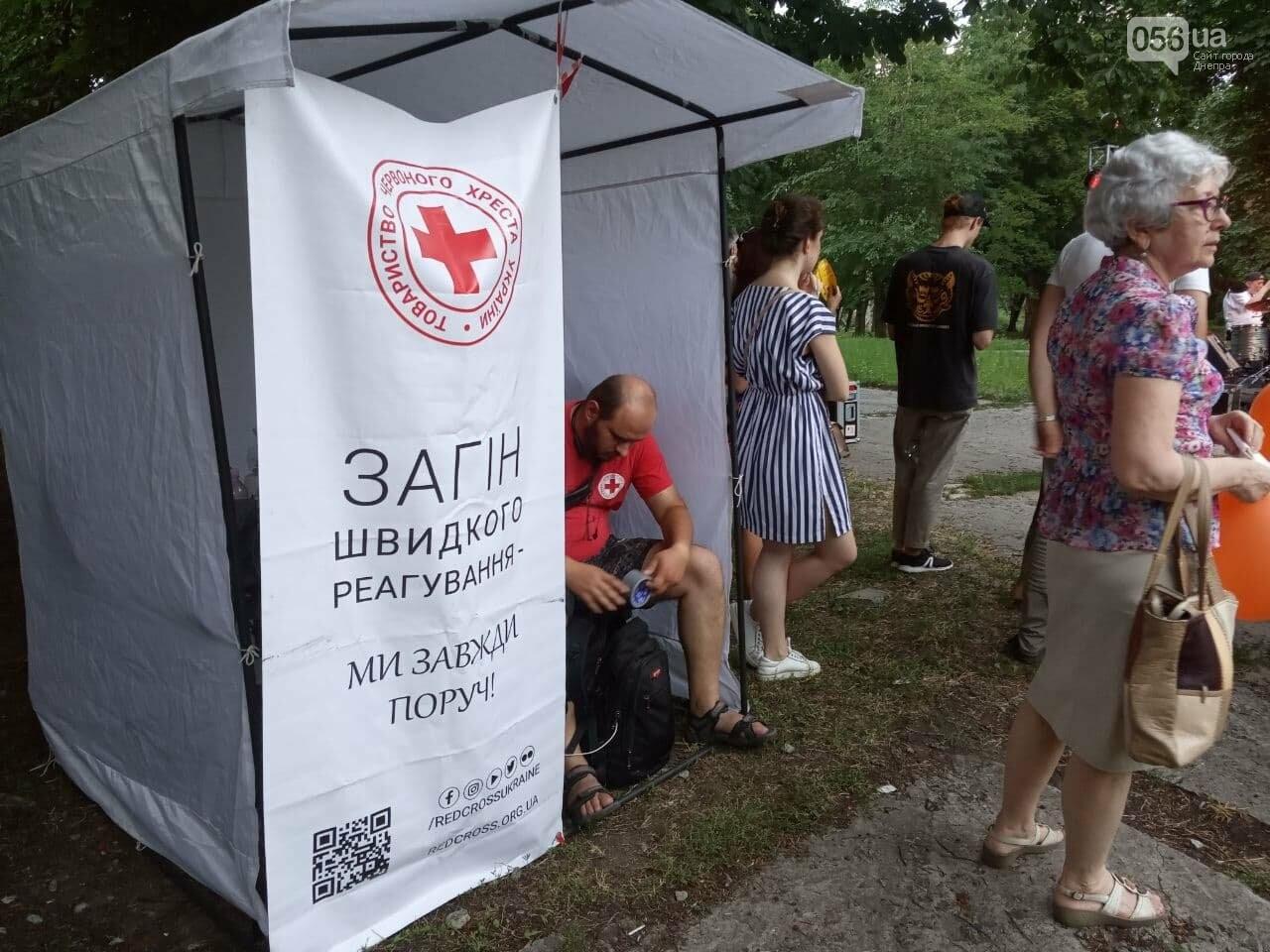 В Днепре по всей территории парка Шевченко звучит музыка нон-стоп, - ФОТО, ВИДЕО, фото-32