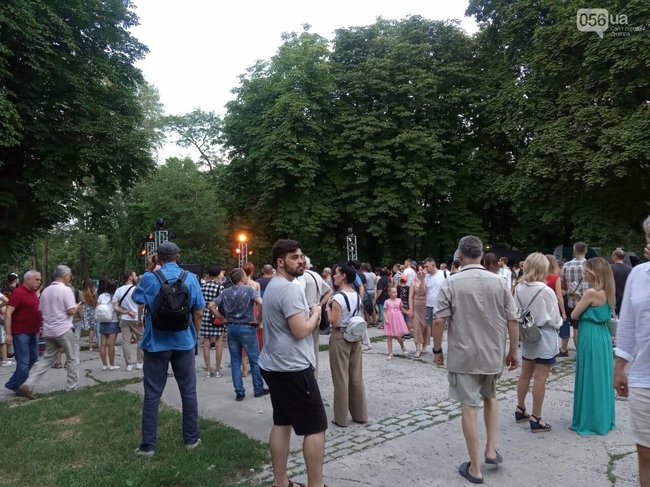 В Днепре по всей территории парка Шевченко звучит музыка нон-стоп, - ФОТО, ВИДЕО, фото-31