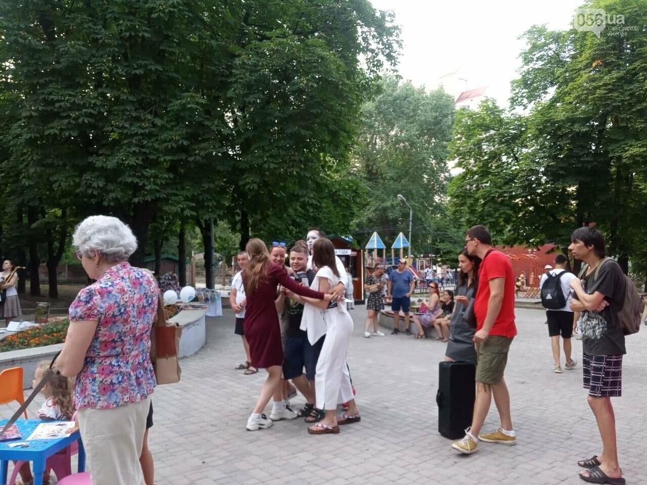 В Днепре по всей территории парка Шевченко звучит музыка нон-стоп, - ФОТО, ВИДЕО, фото-6