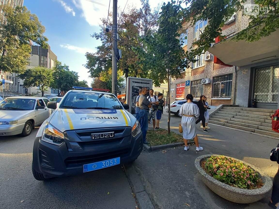 В Днепре заминировали здание 34 телеканала, - ФОТО, фото-5