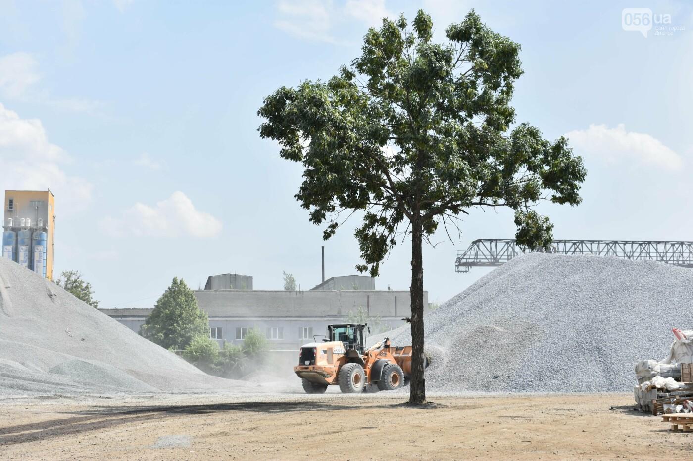 Ради ремонта дороги в Днепре и области построили самый мощный асфальтобетонный завод во всей Европе, - ФОТО, фото-4
