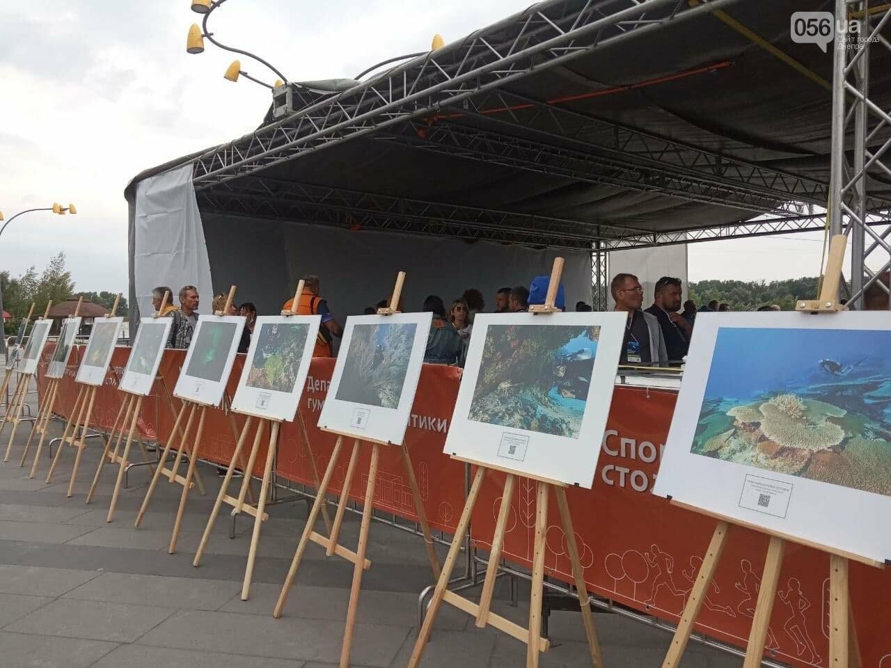 В Днепре провели первый в Украине Международный фестиваль дайвинга, - ФОТО, ВИДЕО, фото-1