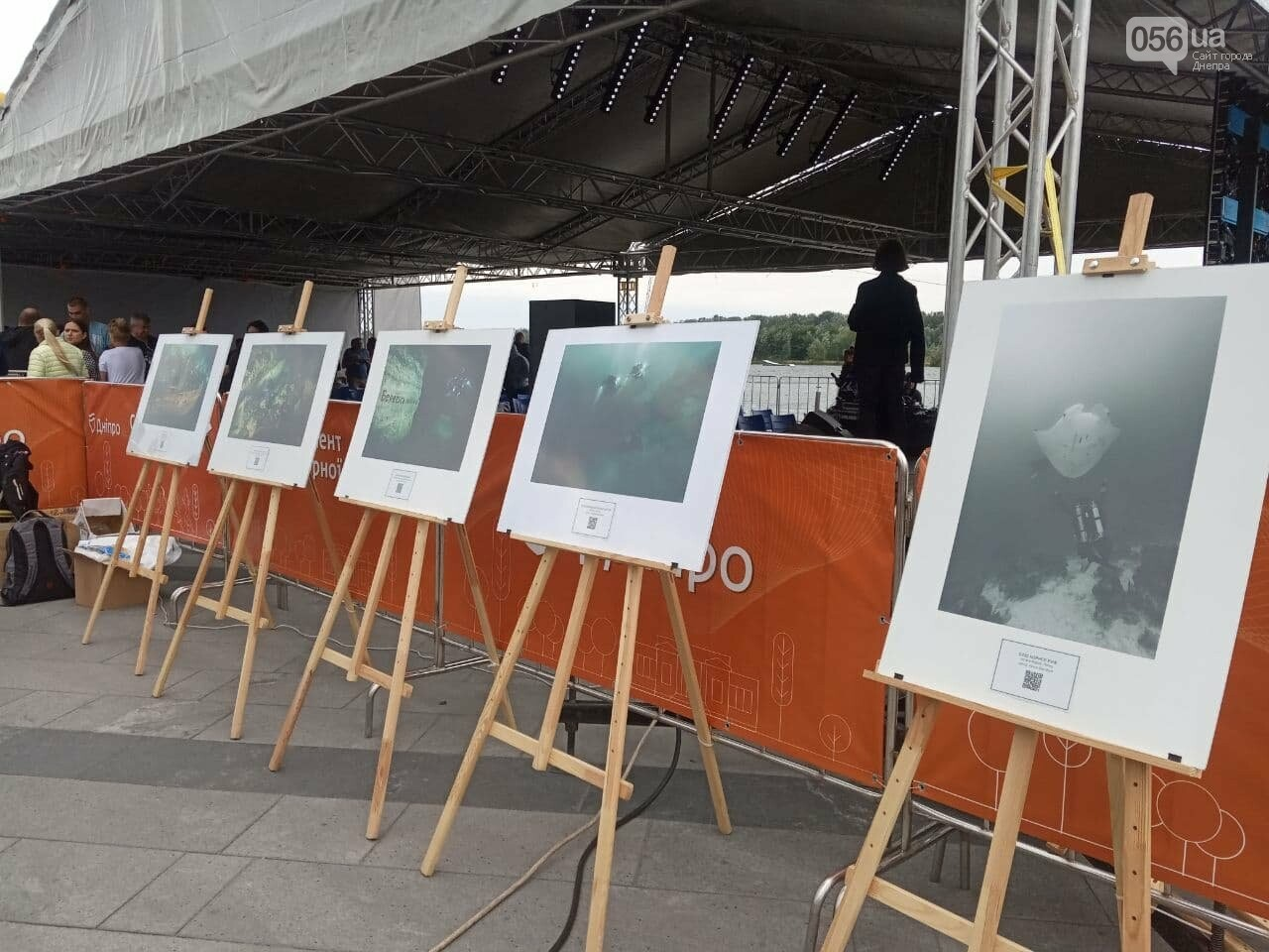 В Днепре провели первый в Украине Международный фестиваль дайвинга, - ФОТО, ВИДЕО, фото-6