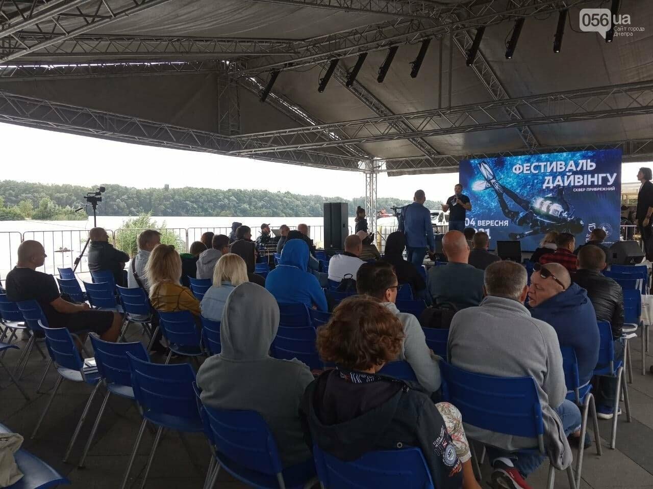 В Днепре провели первый в Украине Международный фестиваль дайвинга, - ФОТО, ВИДЕО, фото-13