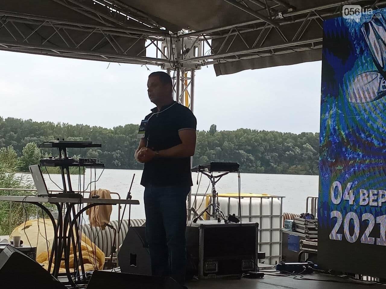 В Днепре провели первый в Украине Международный фестиваль дайвинга, - ФОТО, ВИДЕО, фото-11