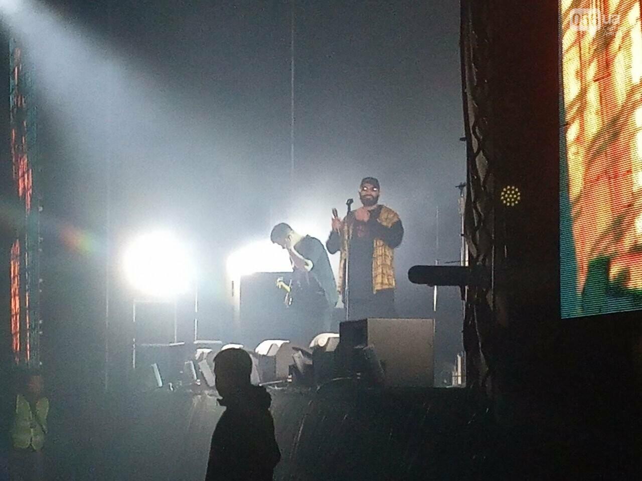 Хип-хоп дуэту HammAli & Navai было страшно петь для днепрян, - ФОТО, ВИДЕО, фото-9